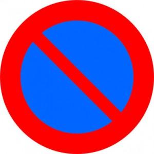 verboden-parkeren